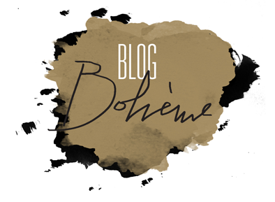 Blog Bohème -