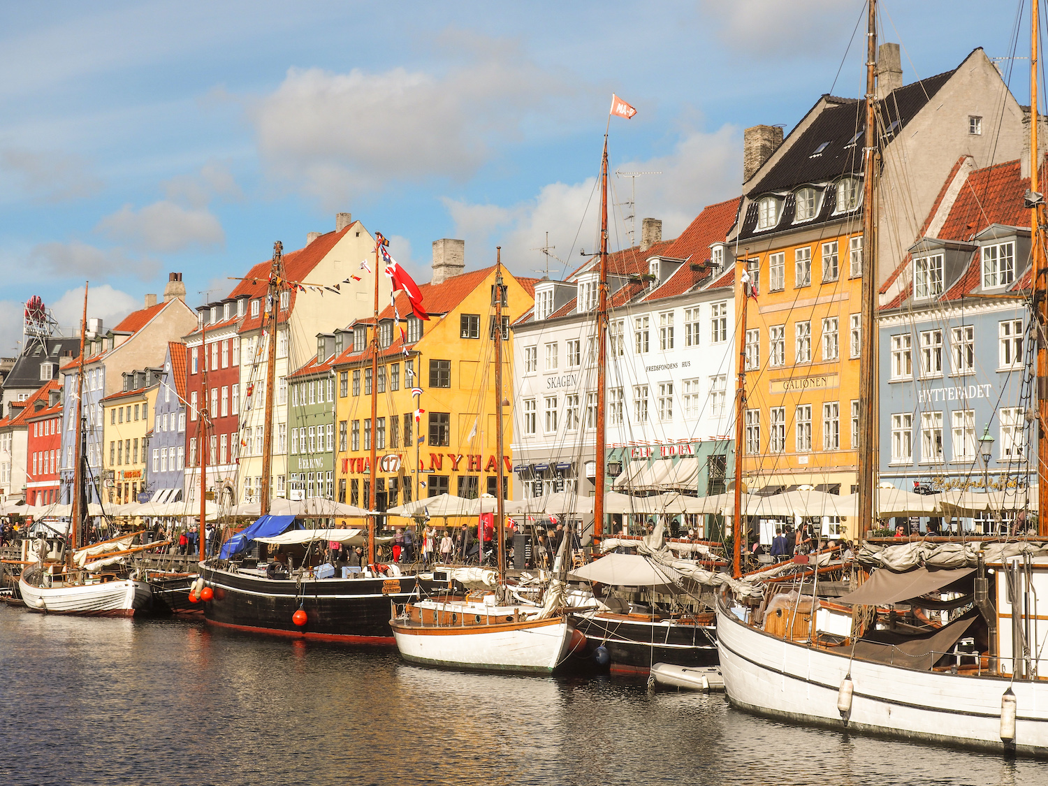 Cities we love: Kopenhagen